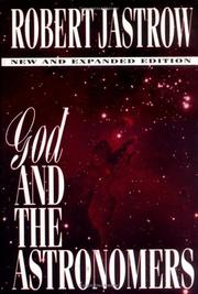 Cover of: God and the astronomers