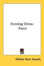 Cover of: Evening dress: farce