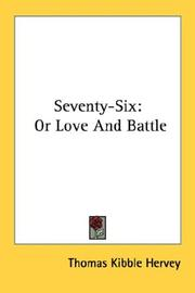 Cover of: Seventy-Six