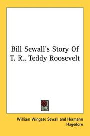 Cover of: Bill Sewall