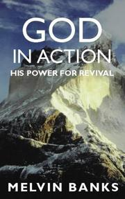 Cover of: God in Action