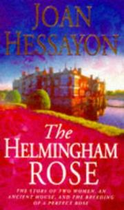 Cover of: The Helmingham Rose | Joan Hessayon