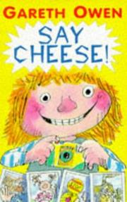 Cover of: Say Cheese