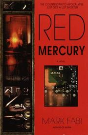 Cover of: Red Mercury