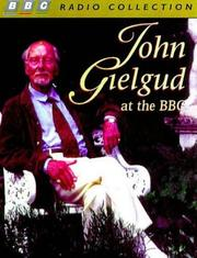 Cover of: Sir John Gielgud at the BBC