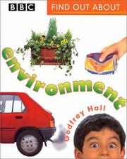Cover of: Find Out About, Environment (Find Out About Series) | Godfrey Hall