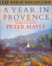 Cover of: A Year in Provence