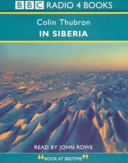 Cover of: In Siberia