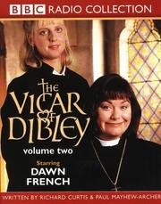 "Cover of: The ""Vicar of Dibley"""