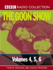Cover of: The Goon Show Classics