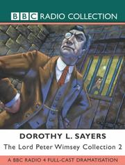 Cover of: The Lord Peter Wimsey Collection