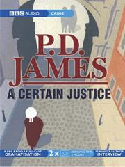 Cover of: A Certain Justice