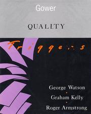 Cover of: Triggers on Quality