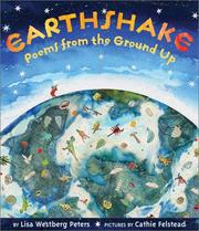 Cover of: Earthshake: poems from the ground up