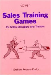 Cover of: Sales Training Activities