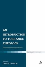 Cover of: An Introduction to Torrance Theology