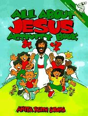 Cover of: All About Jesus Activity Book