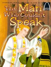 Cover of: The Man Who Couldn't Speak