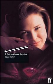 A Price Above Rubies (Classic Screenplay)