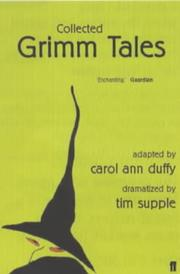 Cover of: Collected Grimm Tales