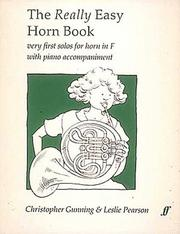 Cover of: The Really Easy Horn Book | Gunning.