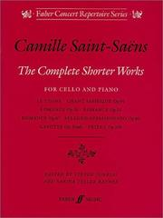 Cover of: The Complete Shorter Works