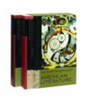 Cover of: The Norton Anthology of American Literature, Package 2