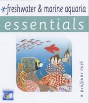 Cover of: Freshwater and Marine Aquaria