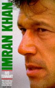Cover of: Imran Khan | Ivo Tennant