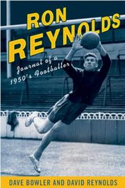 Cover of: Ron Reynolds