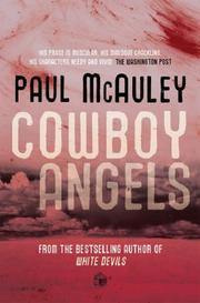 Cover of: Cowboy Angels (Gollancz)
