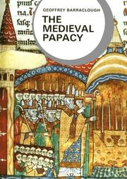 Cover of: The Medieval Papacy (Library of World Civilization)