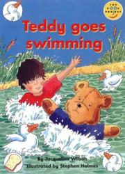 Cover of: Teddy Goes Swimming | Jacqueline Wilson