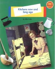 Cover of: Kitchens Now and Long Ago | Sallie Purkis