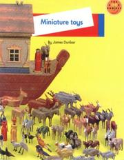 Cover of: Miniature Toys