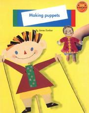 Cover of: Making Puppets