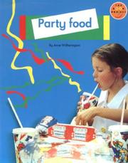 Cover of: Party Food (Longman Book Project) | Anne Witherington