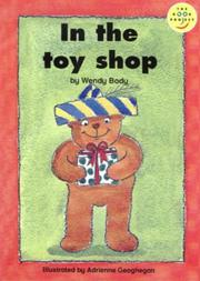 Cover of: In the Toy Shop