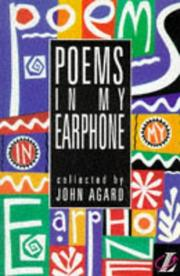 Cover of: Poems in My Earphone