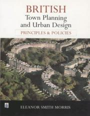 Cover of: British Planning and Urban Design