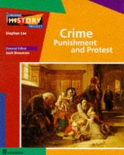Cover of: Crime, Punishment and Protest