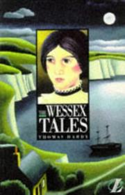 Cover of: Wessex Tales by Hardy, Thomas Hardy