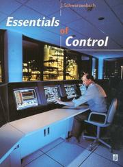Cover of: Essentials of Control