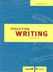Cover of: Practice Writing | Mary Stephens