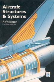 Cover of: Aircraft Structures and Systems