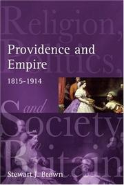 Cover of: Providence and Empire