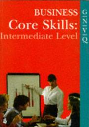Cover of: Business Core Skills (Gnvq)