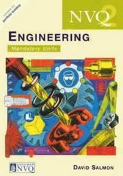 Cover of: NVQ Engineering Manufacture