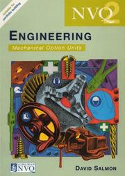 Cover of: NVQ Engineering (Longman NVQ)