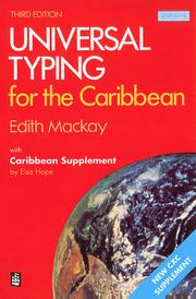 Cover of: Universal Typing | Edith Mackay